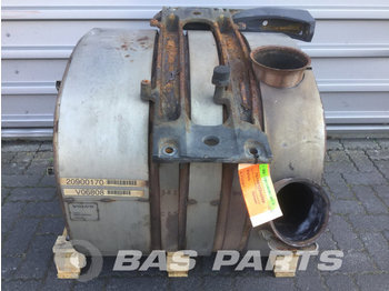 VOLVO Exhaust Silencer Volvo 20900170 - exhaust pipe