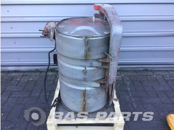 VOLVO Exhaust Silencer Volvo 20920729 - exhaust pipe