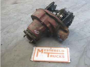 Front axle Iveco Differentieel