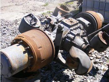 Front axle MAN zadní náprava - reduktorová