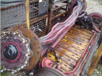 Front axle MERCEDES BENZ VL4/51DC-7,5