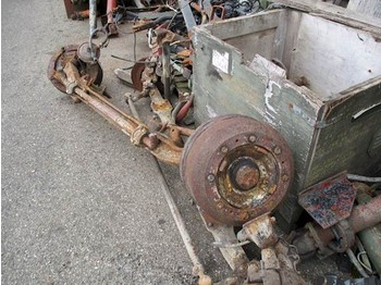 Front axle Mercedes-Benz 1120: picture 1