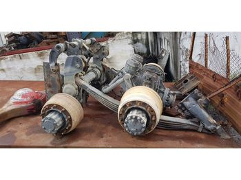 VOLVO Bogi parts - front axle