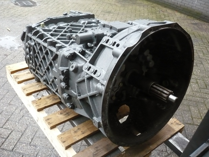 daf zf 16s181 it gearbox for sale at truck1 id 767651 rh truck1 eu