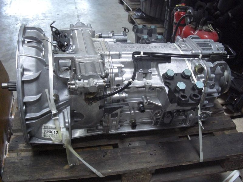 Mercedes Benz G History >> MERCEDES BENZ G210S16 gearbox for sale at Truck1, ID: 1718986