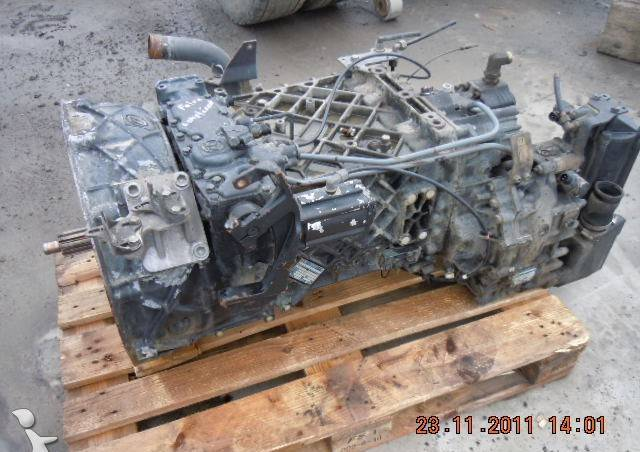renault boite de vitesse zf 16s151 it gearbox gearbox from france for sale at truck1 id 1019005. Black Bedroom Furniture Sets. Home Design Ideas
