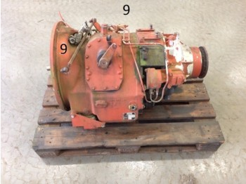 Gearbox Renault Renault Type B9