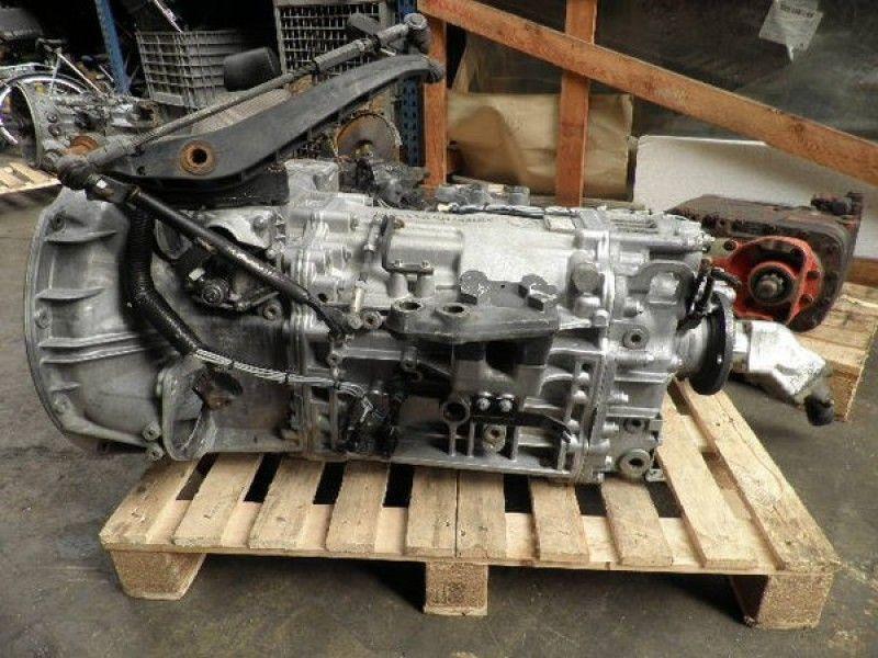 Gearbox transmission mercedes benz schaltgetriebe axor for Mercedes benz transmission parts
