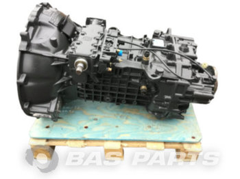 ZF DAF 9AS1110 TO DAF 9AS1110 TO Gearbox - gearbox