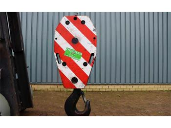 Spare parts Grove 40t 40t, 3 Sheaves, Ø 17 mm