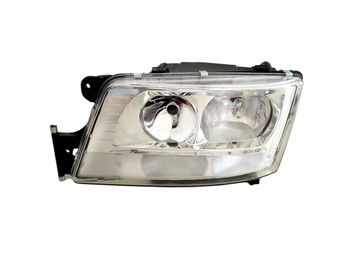 Headlights MAN TGX / TGS HEADLAMP ELECTRIC WITH DAY LAMP LEFT