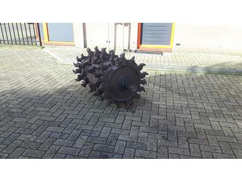 Hydraulic motor BITELLI SF100T4: picture 1