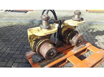 Hydraulic motor BITELLI SF100T4: picture 2