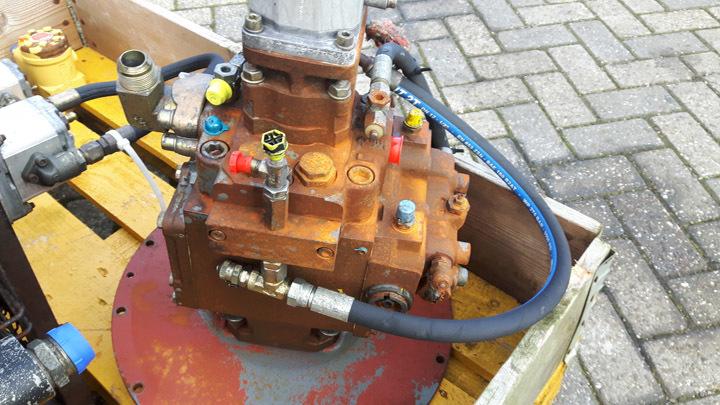 Hydraulic motor BITELLI SF100T4: picture 5