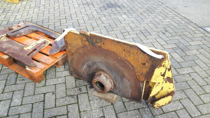 Hydraulic motor BITELLI SF100T4: picture 8