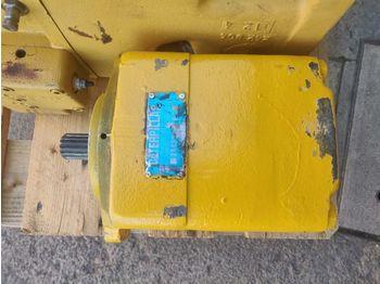 - hydraulic pump