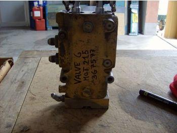 CONTROL VALVE - hydraulic pump