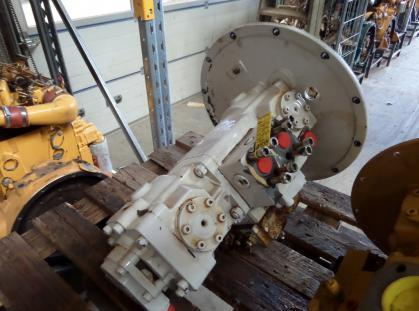 Liebherr LPVD-100 (8) hydraulics for sale at Truck1, ID: 1264492
