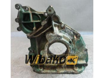 Volvo D6D R-843/R-844 - oil pump