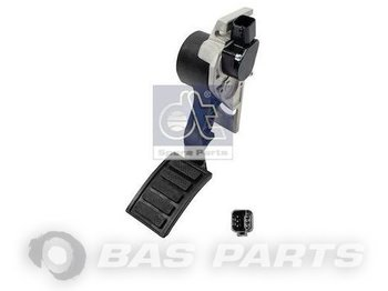 DT SPARE PARTS Accelarator pedal 84557581 - pedal
