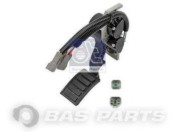 DT SPARE PARTS Accelarator pedal 84557605 - pedal