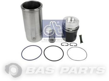 DT SPARE PARTS Cylinder liner kit 275093 - pistons/ rings/ bushings