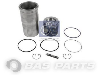 DT SPARE PARTS Cylinder liner kit 276928 - pistons/ rings/ bushings