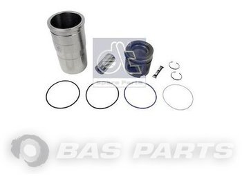 DT SPARE PARTS Cylinder liner kit 85123076 - pistons/ rings/ bushings
