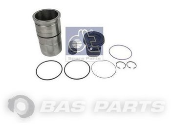 DT SPARE PARTS Cylinder liner kit staal 7421209650 - pistons/ rings/ bushings