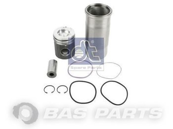 DT SPARE PARTS Piston met cilindervoering 477470 - pistons/ rings/ bushings