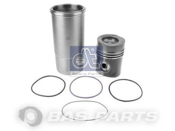 DT SPARE PARTS Piston met cilindervoering 6889550 - pistons/ rings/ bushings