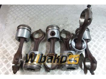 Iveco 4426H020 - pistons/ rings/ bushings