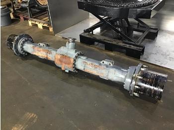Liebherr Axle - rear axle