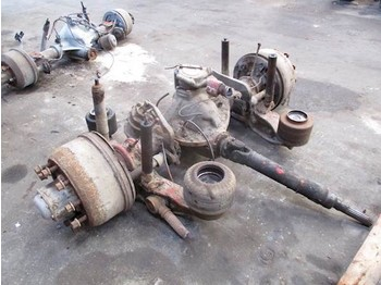 Mercedes-Benz 1217 - rear axle