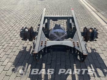 RENAULT Midlum (Meerdere types) Renault P11150 Rear axle 7420729738 P11150 - rear axle