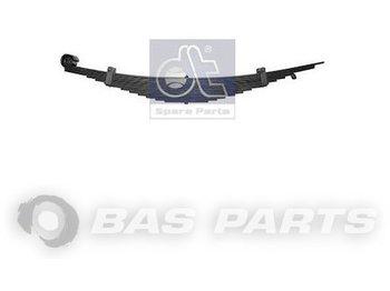 DT SPARE PARTS Leaf spring 5010239553 - steel suspension