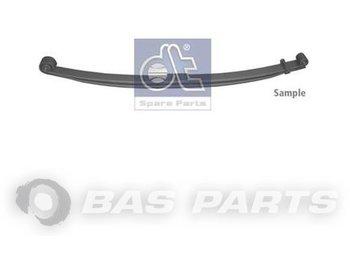 DT SPARE PARTS Leaf spring 5010600385 - steel suspension