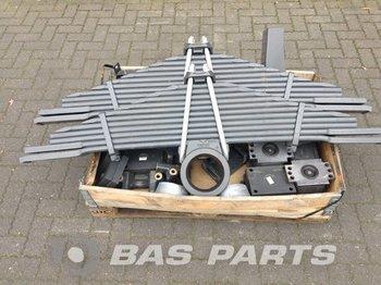 VOLVO FH4 Spring kit tandemstel 8151413 - steel suspension