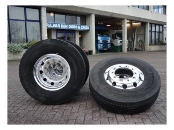 Diversen Alcoa Velgen Tires For Sale At Truck1 Id 1073163