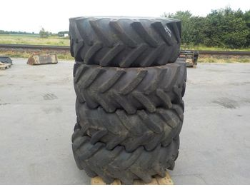 Galaxy 17.5L-24 Tyres to suit Telehandler (4 of) - tires