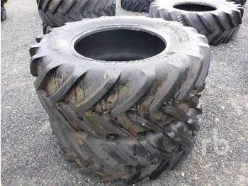 Tires MICHELIN 540/65R30 Qty Of 2