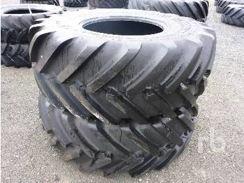Tires MICHELIN 650/75R30 Qty Of 2