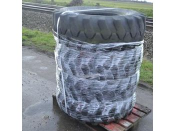 Tires Mitas 14.5-20 Tyres (4 of)