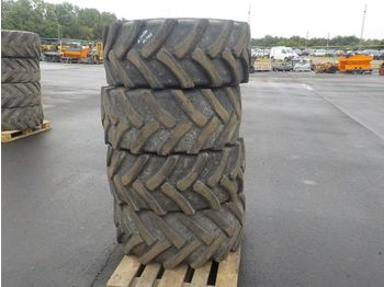 Mitas 16/70-20 Tyres to suit Telehandler (4 of) - tires
