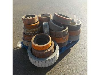 Tires Pallet of Solid Tyres (Approx. 25 of): picture 1