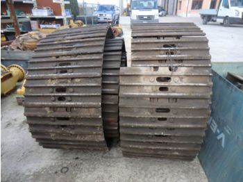 TRACK GROUP: N. 49 LINKS AND 60 CM TRIPLE GROUSER PADS - tracks