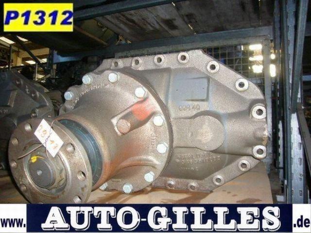 Mercedes g wagen portal axles for Mercedes benz portal axles