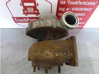 Turbo MAN TGA TURBINE D2866LF27
