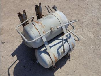Volvo AIRTANKS FROM VOLVO F88-F89 - spare parts