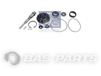 DT SPARE PARTS Cooling pump 276637 - water pump/ thermostat